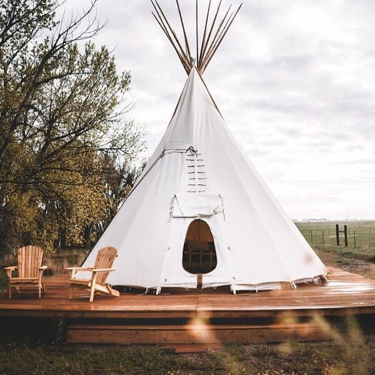 The Denver Outdoors | 7 Unique Glamping Spots Less Than One Hour From Denver