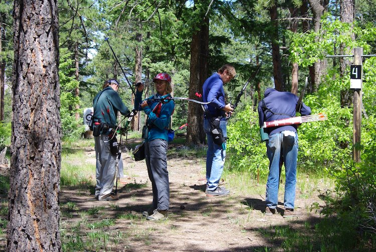 The Denver Outdoors | Outdoor Archery Ranges Near Denver